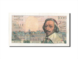 [#205210] 1000 Francs Type Richelieu, 03 Mars 1955, Fayette 42.11 - 1871-1952 Circulated During XXth
