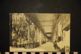 CP, 73, BRIDES Les BAINS Promenoir De La Source N° 1011 Voyagé En 1906 - Brides Les Bains