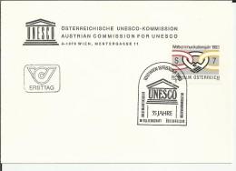 AUSTRIA WIEN COMISION UNESCO - UNESCO