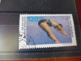 ALLEMAGNE   TIMBRE OU SERIE  YVERT N° 1187 - Used Stamps