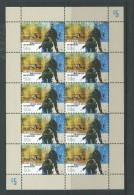 Australia 2007 Armed Forces SAS Sheetlet Of 10 MNH - Mint Stamps