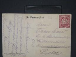 AUTRICHE- Timbre Perforé  Sur Carte Postale  En 1918   LOT P4113 - 1918-1945 1. Republik