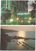 K3859 Sorrento (Napoli) - Europa Palace Grand Hotel / Non Viaggiata - Other Cities