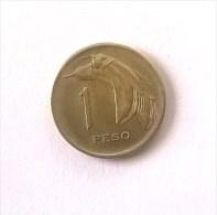 URUGUAY - 1 Peso 1968 - Cu-Alu - - Uruguay
