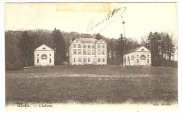 WAHA   ---   Le Château - Marche-en-Famenne