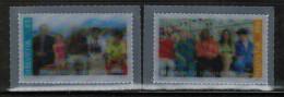 CH 2007 MI 2014-15  Stamps 3D - Nuovi