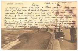 OSTENDE   ---  Les Phares - Oostende