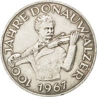 Autriche, République, 50 Schilling 1967, KM 2902 - Autriche