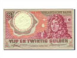 [#83354] Pays-Bas, 25 Gulden Type 1955, Pick 87 - [2] 1815-… : Kingdom Of The Netherlands