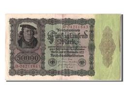 [#304498] Allemagne, 50 000 Mark Type Brauweiler - [ 3] 1918-1933 : Weimar Republic