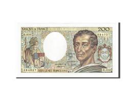 [#155879] 200 Francs Type Montesquieu, 1982, Fayette 70.2 - 200 F 1981-1994 ''Montesquieu''