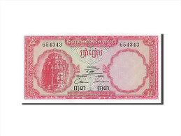 [#256453] Cambodge, 5 Riels, Type 1962-1963 - Cambodia