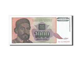 [#305812] Yougoslavie, 1000 Dinara Type Petar II Petrovic Niegos - Yugoslavia