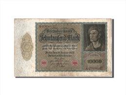 [#304237] Allemagne, 10 000 Mark Type 1922 - [ 3] 1918-1933 : République De Weimar