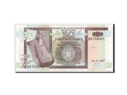 [#350489] Burundi, 50 Francs Type 1993-97, Pick 36g - Burundi