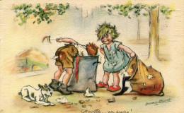 ILLUSTRATEUR GERMAINE BOURET - Bouret, Germaine
