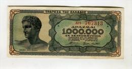 1 000 000 DRACHME       TB 3 - Grèce