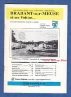 Livret De 1994 - BRABANT Sur MEUSE Et Voisins - Histoire Locale - Damvillers Les Souhesmes Regnéville Dannevoux Orgues - Lorraine - Vosges