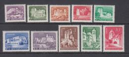 Hungary 1960 - Michel 1650-1659 MNH/MLH **/* - Hungría
