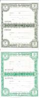 Mandat D'Espagne - Money Orders