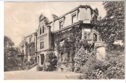 Allemagne-Rabensteinfeld (Raben Steinfeld-Schwerin-Mecklembourg-Poméranie)-écrite En 1909-Grossherzogliches Sommerhaus - Schwerin