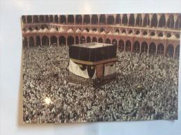 AK   SAUDI  ARABIA     THE HOLY KAABA   MECCA - Saudi-Arabien