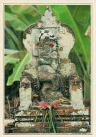 INDONESIA  BALI:  SEDE  DELLA  DIVINITA'       (NUOVA CON DESCRIZIONE DEL SITO SUL RETRO) - Indonesia