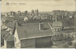 La  Panne -- Panorama.  (2 Scans) - De Panne