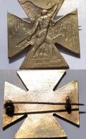 Medaille Journée Du Poilu 1915 R Lalique LE PARLEMENT - France