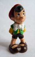 "Figurine DISNEY "" PINOCCHIO ""  PONOCCHIO Bully 1977 (1) - Disney"