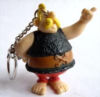 FIGURINE ASTERIX PLASTOY 1997 ORDRALPHABETIX Porte Clés TBE - Asterix & Obelix