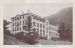 Cpa Le Grand Hôtel De BARBAZAN Le Palace Dans La Verdure - Barbazan