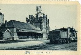 Lessine La Gare - Lessines