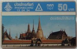 THAILAND - L&G - 105A - 50 Units - Mint - Thaïlande