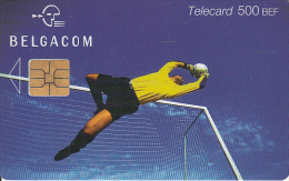 BELGIUM - Football, Exp. Date 30/09/02, Used - Sport