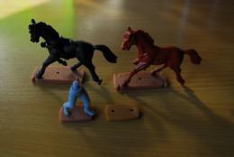 SWOPPETS Plasty Einige Teile Ersatzteile Spares Pferde Bodenplatten Unterteil - Action- Und Spielfiguren