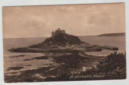 Europe England St Michael´s Mount England United Kingdom Great Britain Island Post Card Postkarte POSTCARD - St Michael's Mount
