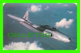 AVIONS - AIRPLANE - R.C.A.F. JETS - T-33 SILVER STAR OF TRENTON'S FLYING SCHOOL - DEXTER PRESS INC - - 1946-....: Ere Moderne