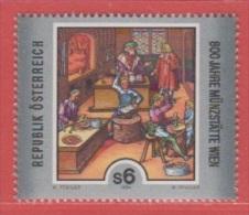 1994 ** (sans Charn., MNH, Postfrish)  Yv  1948Mi  2119ANK 2150 - 1945-.... 2nd Republic