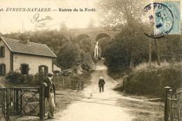EVREUX NAVARRE   Le Passage à Niveau - Otros Municipios