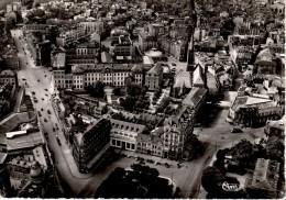 LIMOGES : Vue Aérienne - Place Jourdan - Limoges