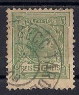 BRAZIL 1918/19 ALEGORIAS REPÚBLICA CANCELLED - Brésil