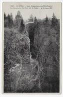 (RECTO/VERSO) LES PLANCHES EN MONTAGNE - N° 1142 - LA LANGOUETTE - LE PONT SUR LA SAINE - Autres Communes