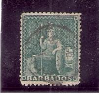 Barbados - Yv.14 - Obl/gest/used (à Voir) - Barbados (...-1966)