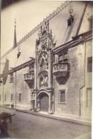 LORRAINE - 54 - MEURTHE ET MOSELLES - NANCY - Palais Ducal  -  Photo Albuminée 13 X 18 Cm - Vers 1880-90 - Photos