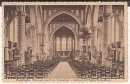 Poperinge, Poperinghe, Binnenste van O.L.Vrouwkerk (pk16751)