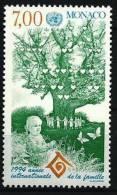 """Monaco YT 1939  """"Année De La Famille """" 1994 Neuf** - Mónaco"""