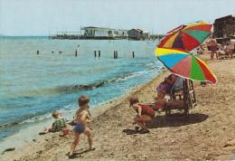 LOS NIETOS (Mar Menor, Murcia). Detalle De La Playa (ca. 1966) - Murcia