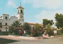 SAN PEDRO DEL PINATAR (Mar Menor, Murcia). Plaza Del Generalísimo (ca. 1965) - Murcia