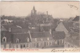 Poperinge, Poperinghe, panorama de la ville c�te ouest (pk16764)